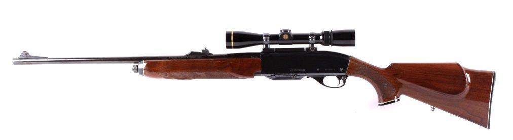 Remington Model Four .30-06 Rifle Leupold Scope Th - 2