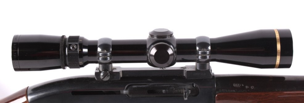 Remington Model Four .30-06 Rifle Leupold Scope Th - 3