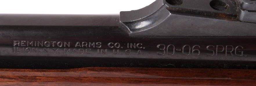 Remington Model Four .30-06 Rifle Leupold Scope Th - 8