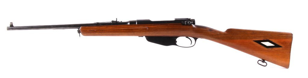Steyr 1900 Dutch Mannlicher M1895 Rifle The lot fe - 2