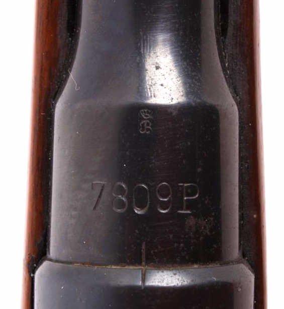 Steyr 1900 Dutch Mannlicher M1895 Rifle The lot fe - 6