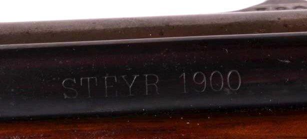 Steyr 1900 Dutch Mannlicher M1895 Rifle The lot fe - 7