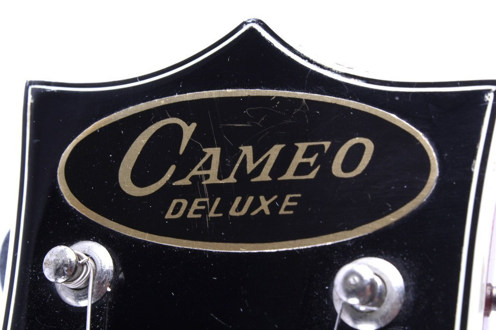 1968 Cameo Deluxe Les Paul Electric Guitar This is - 10