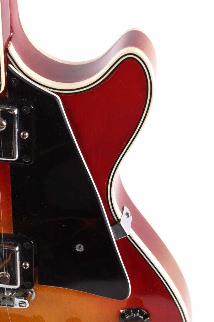 1968 Cameo Deluxe Les Paul Electric Guitar This is - 6