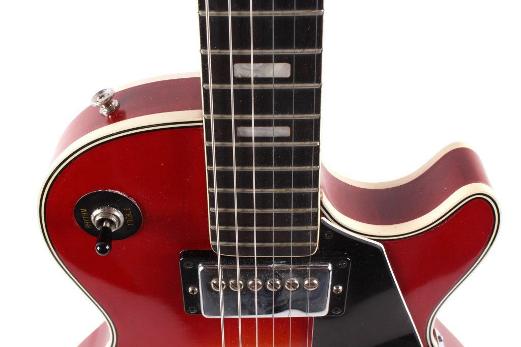 1968 Cameo Deluxe Les Paul Electric Guitar This is - 7
