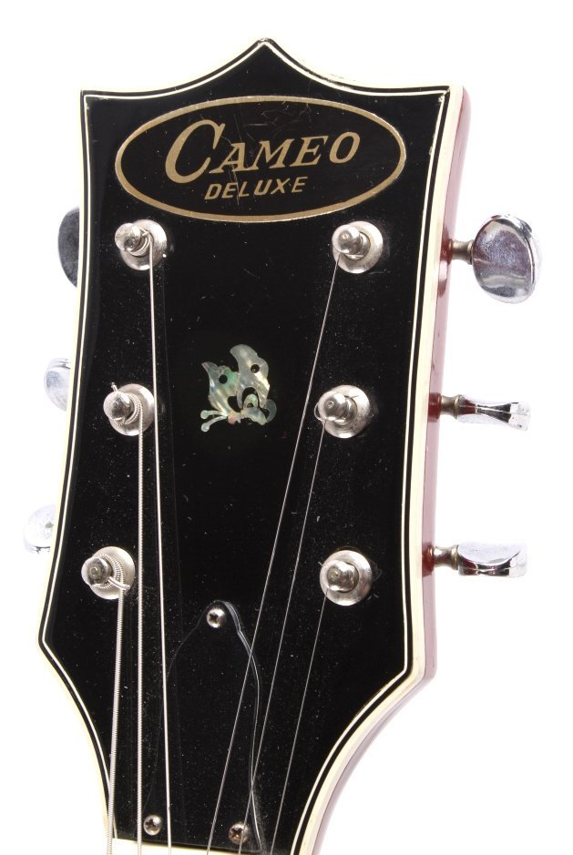 1968 Cameo Deluxe Les Paul Electric Guitar This is - 8