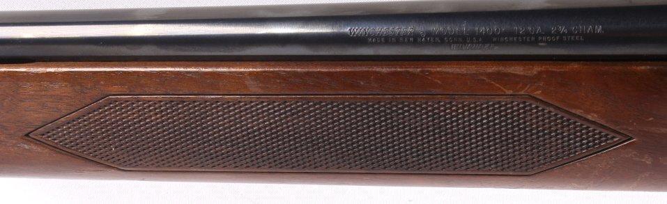 Winchester Model 1400 MK II 12 GA Shotgun This is - 8