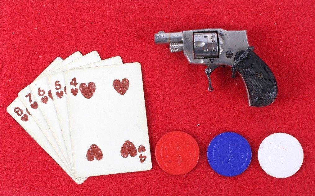 Kolb Baby Hammerless New Model  22 Short Pistol Th