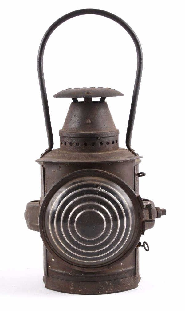 Adlake Railroad Semaphore Lamp Lantern This is an - 2