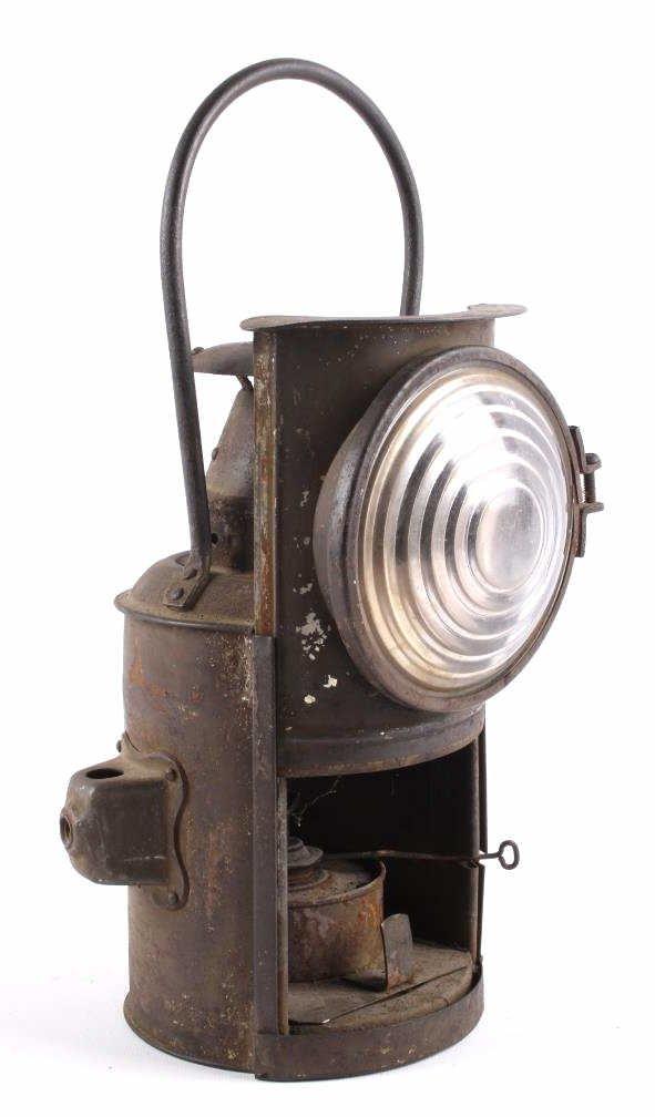 Adlake Railroad Semaphore Lamp Lantern This is an - 8
