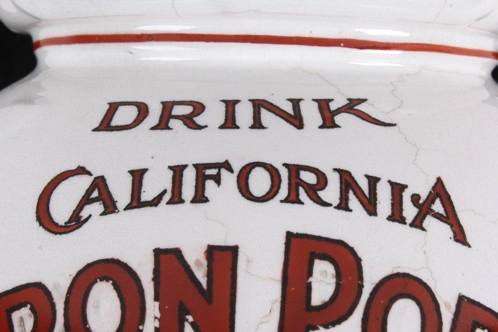 California Iron Port Syrup Dispenser circa 1880 Th - 7