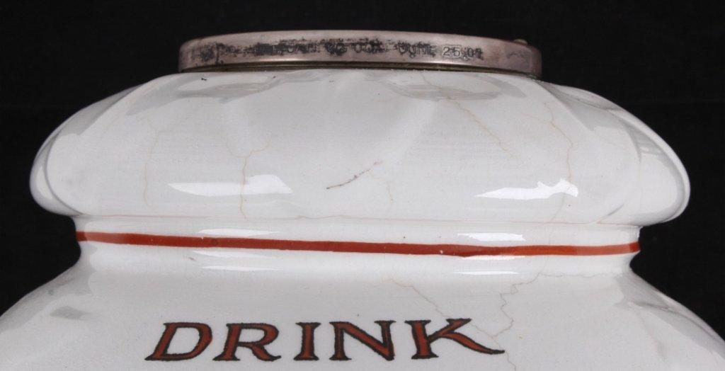 California Iron Port Syrup Dispenser circa 1880 Th - 8