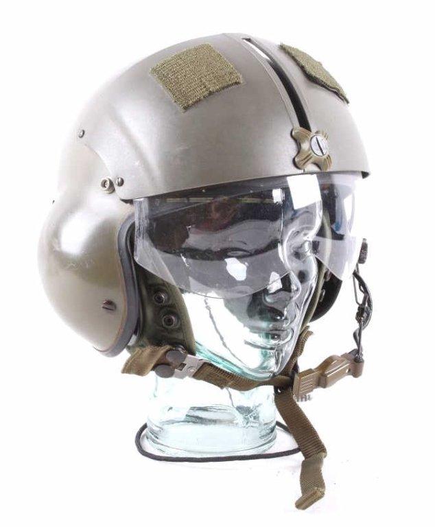 US Army Helicopter Gentex SPH-4 Flight Helmet This