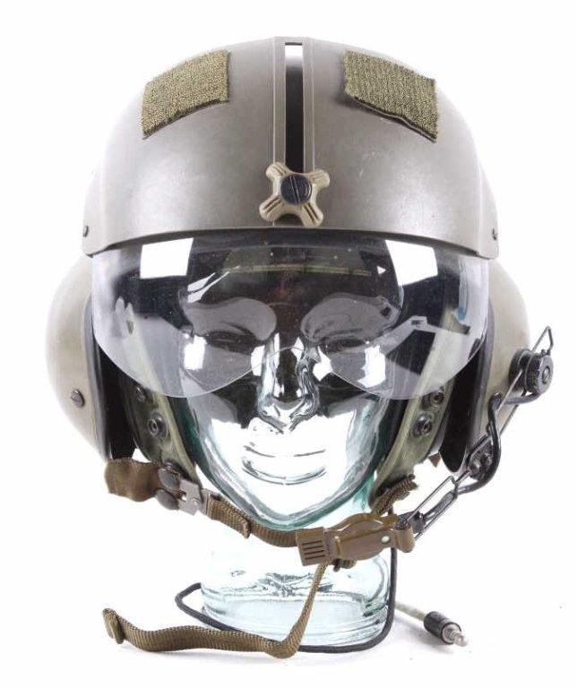 US Army Helicopter Gentex SPH-4 Flight Helmet This - 2