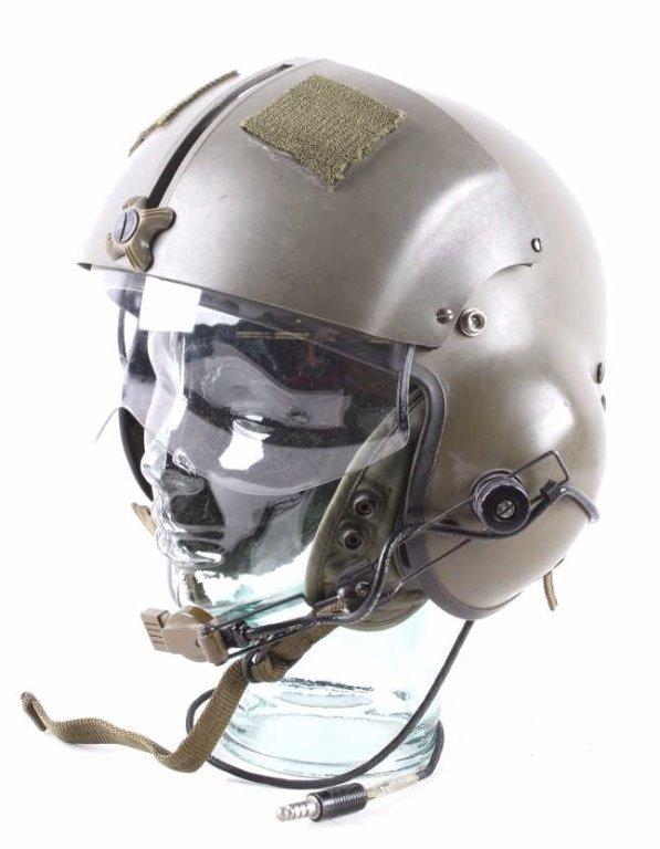 US Army Helicopter Gentex SPH-4 Flight Helmet This - 5