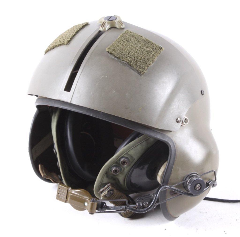 US Army Helicopter Gentex SPH-4 Flight Helmet This - 7