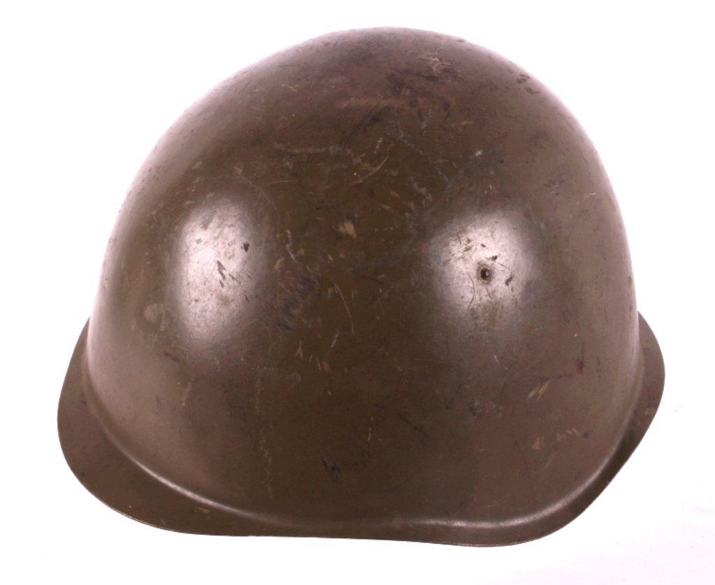 U.S. Military Helmet Liner & Russian M52 Helmet Th - 2