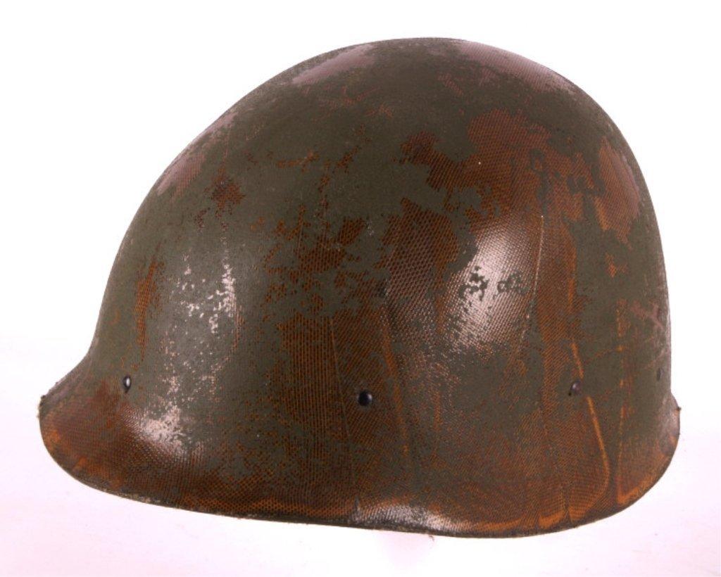 U.S. Military Helmet Liner & Russian M52 Helmet Th - 5
