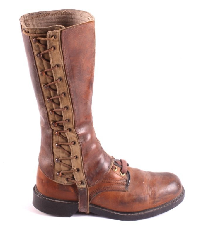U.S. Army Cavalry Boots and Leggings This is a pai - 2