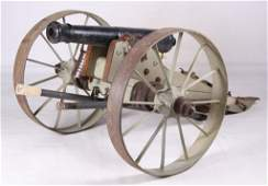 US Artillery Model 1841 6 Pounder 1/2 Scale Cannon