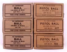 300 Rounds Pistol Ball M1911 .45 Ammunition This l