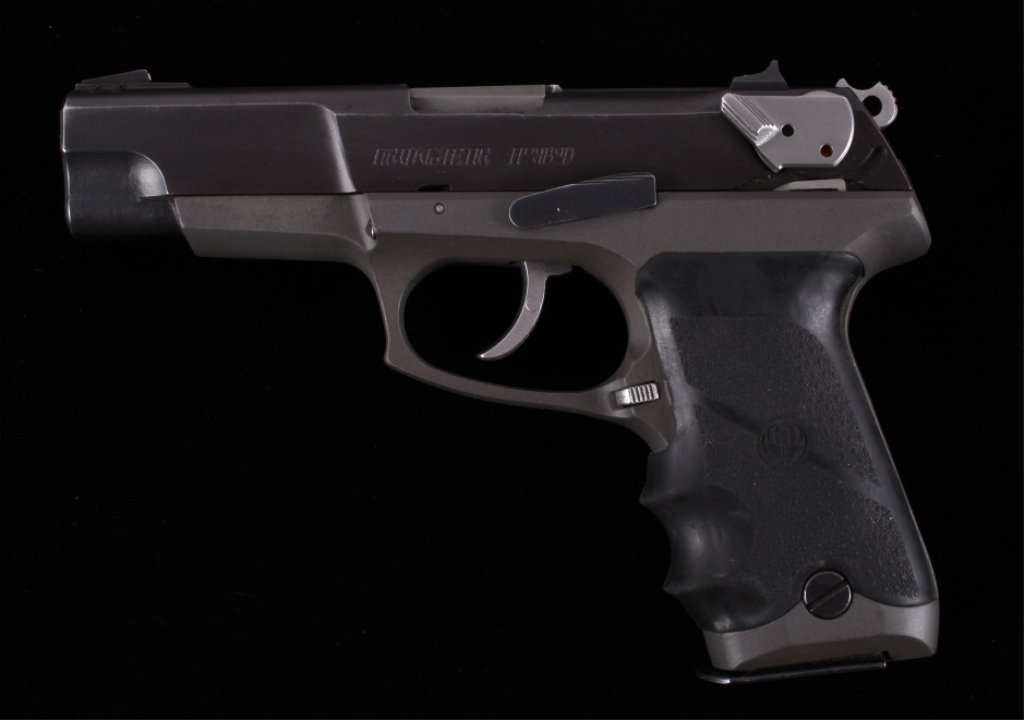 Ruger P89 9mmx19 Pistol This is a Sturm, Ruger & C