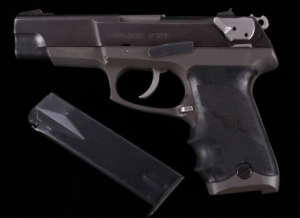 Ruger P89 9mmx19 Pistol This is a Sturm, Ruger & C - 2