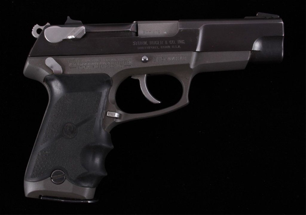 Ruger P89 9mmx19 Pistol This is a Sturm, Ruger & C - 4