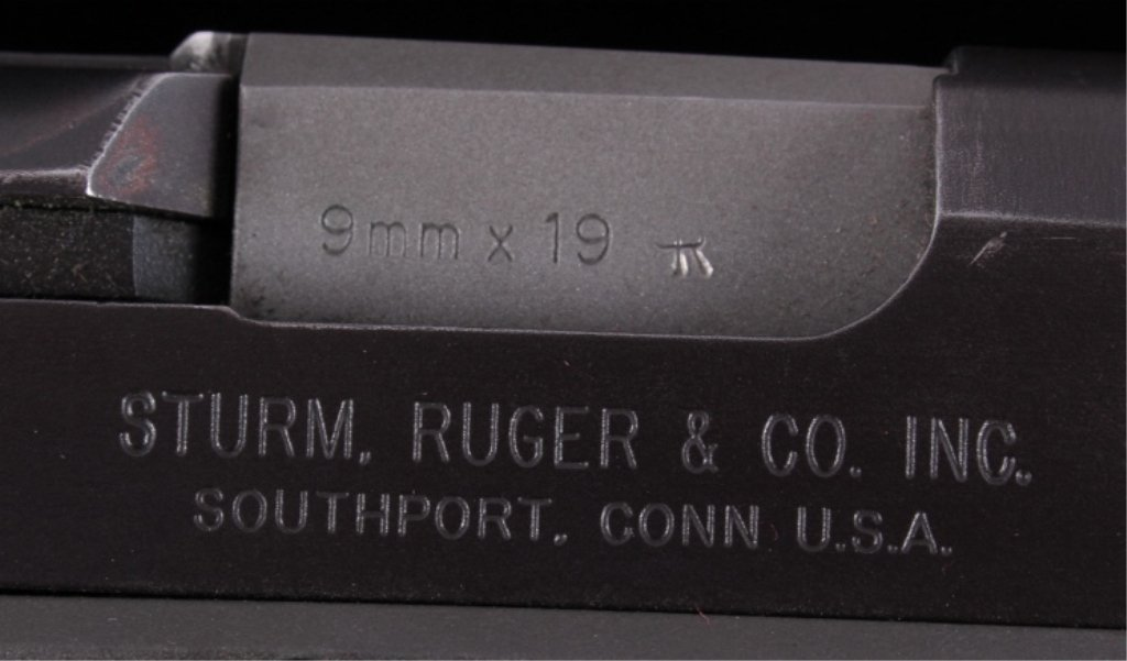 Ruger P89 9mmx19 Pistol This is a Sturm, Ruger & C - 5