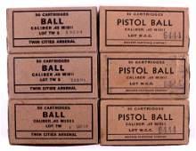 300 Rounds Pistol Ball M1911 .45 Ammunition