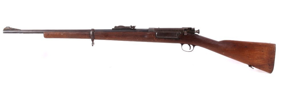 U.S. Springfield Model 1898 Krag-Jorgensen Rifle - 2