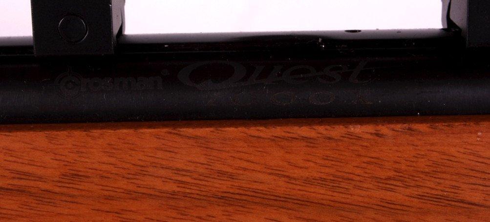 Crosman Quest 1000X Break Action Pellet Gun - 4