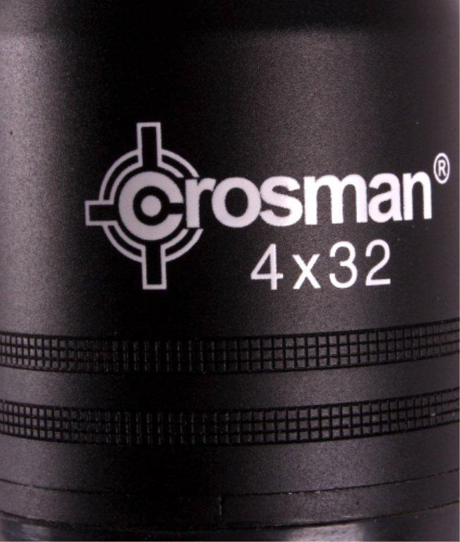 Crosman Quest 1000X Break Action Pellet Gun - 5