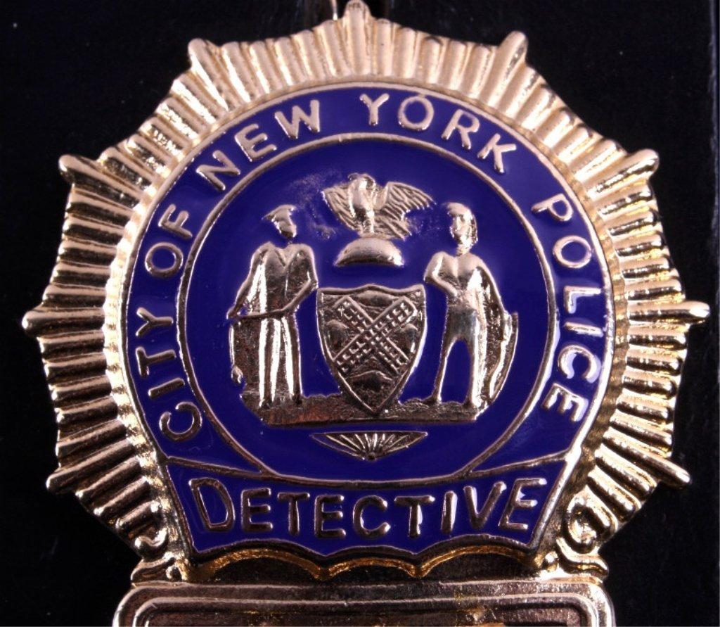 New York City Police Detective Badge - 2