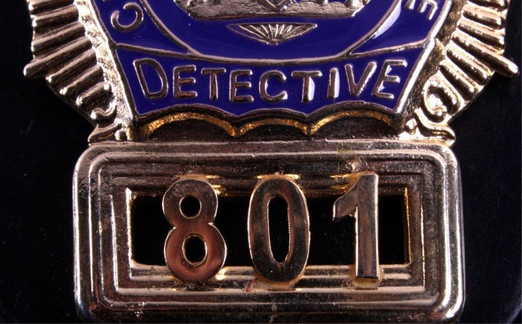 New York City Police Detective Badge - 3