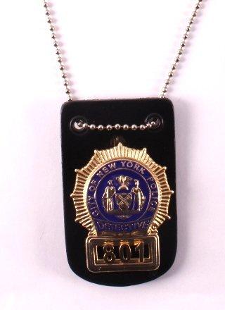 New York City Police Detective Badge - 7
