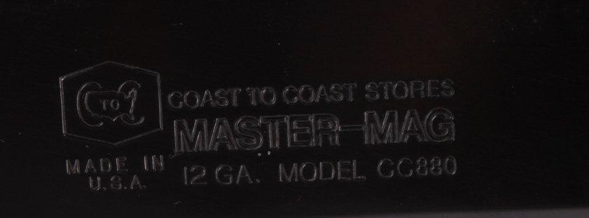 "Coast to Coast Master-Mag CC880 12 GA Shotgun 3"" - 7"