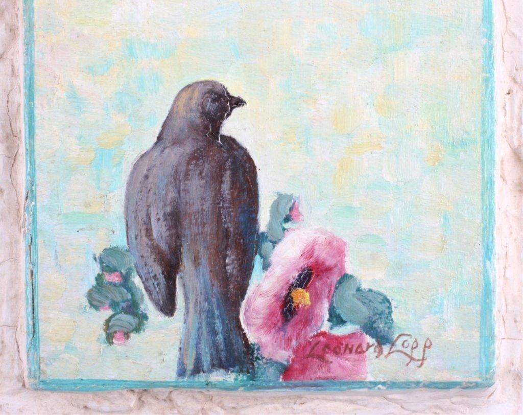 Leonard Lopp Original Oil Painting - 3