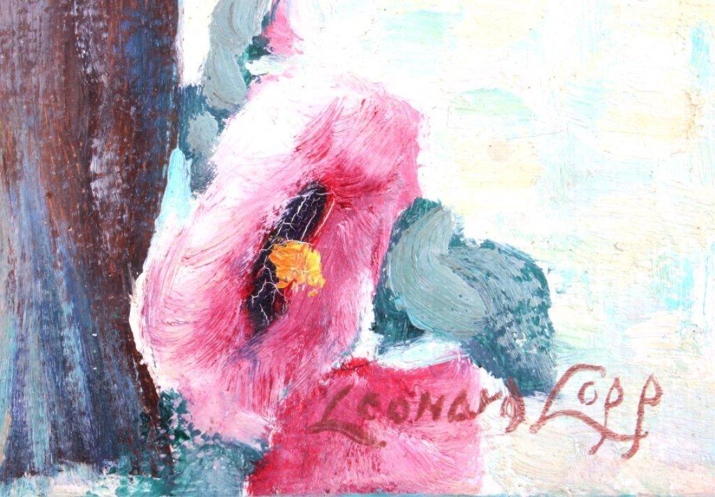 Leonard Lopp Original Oil Painting - 7