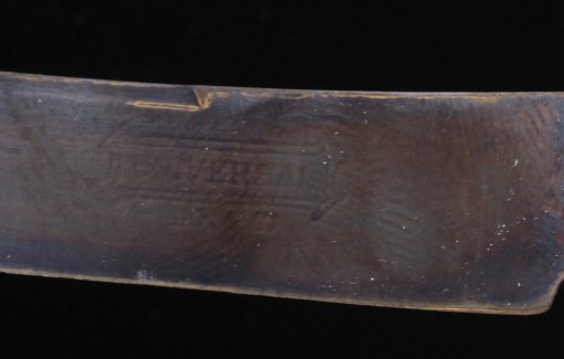 Universal LF&C Sterling & Mother of Pearl Knives - 4