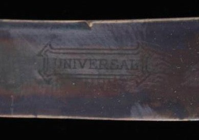 Universal LF&C Sterling & Mother of Pearl Knives - 6
