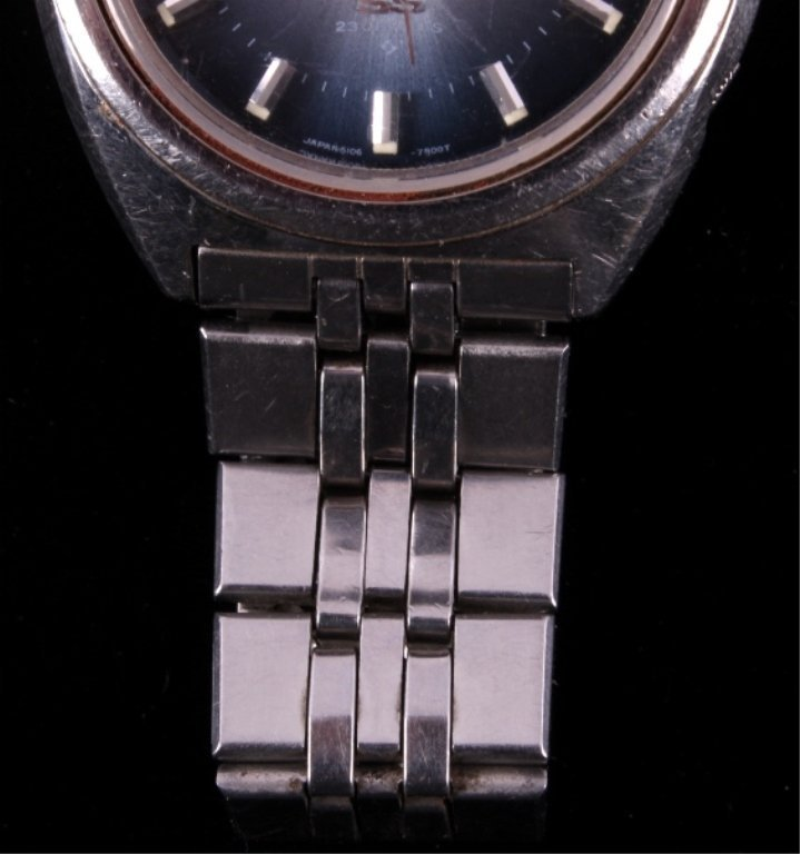 Seiko 5 Actus SS 23 Jewel Automatic Men's Watch - 3