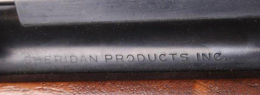 Sheridan Blue Streak 5mm Pellet Rifle - 5