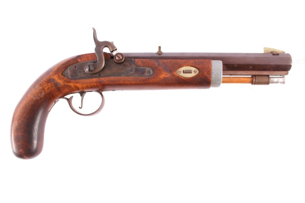Connecticut Valley Arms Black Powder .50 Pistol - 2