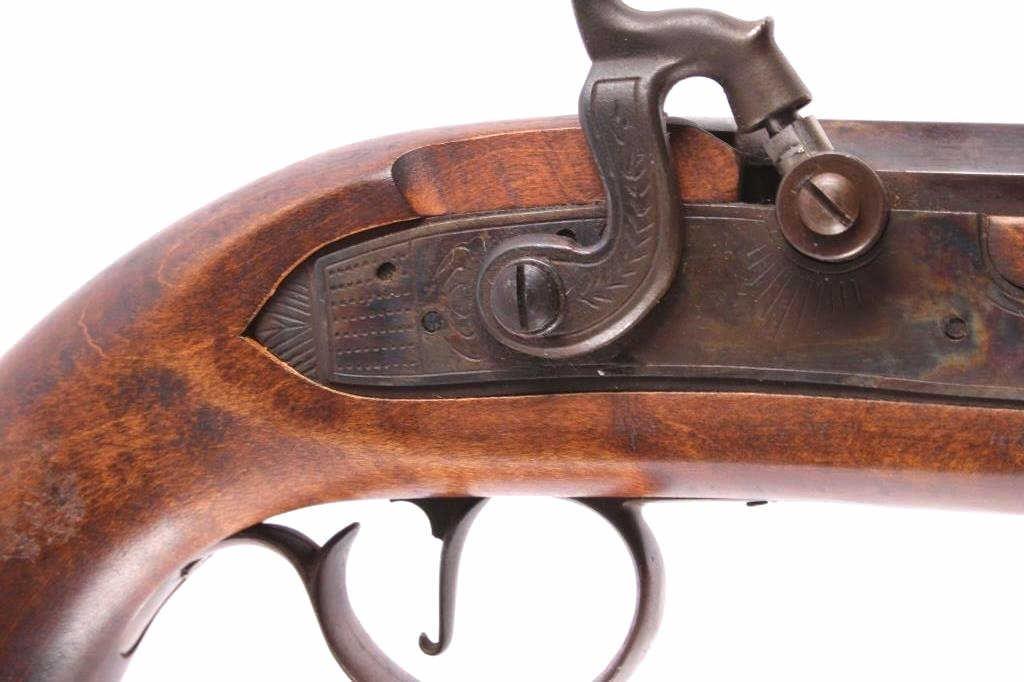 Connecticut Valley Arms Black Powder .50 Pistol - 6