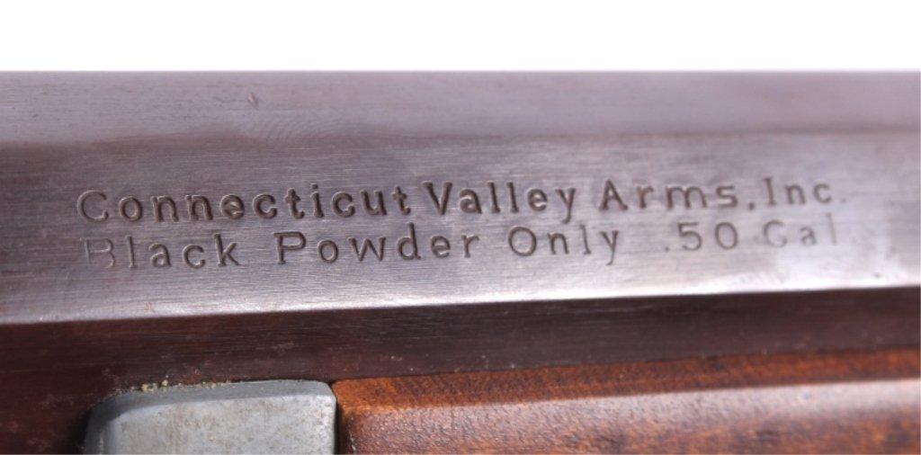Connecticut Valley Arms Black Powder .50 Pistol - 8