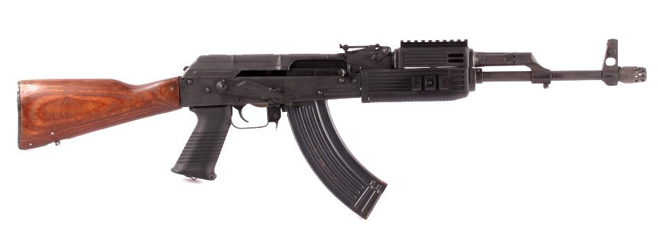 Romanian WASR 10/63 AK-47 Rifle from 1973