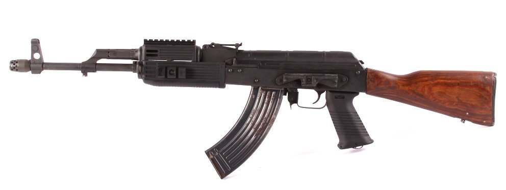 Romanian WASR 10/63 AK-47 Rifle from 1973 - 7