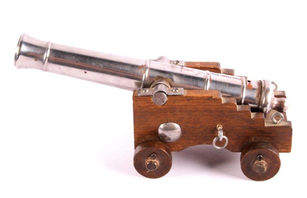 Antique Spanish Black Powder Working Signal Cannon