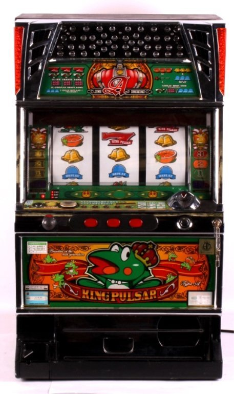 Yamasa king pulsar slot machine for sale express slot 34